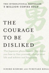 The Courage to be Disliked is creating a stir.