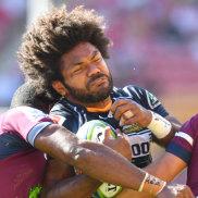 Queensland Reds thrash ACT Brumbies in searing heat