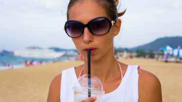 Plastic drinking straws are ubiquitous though environmentalists want to change this.