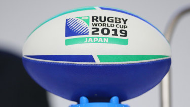 The 2019 Rugby World Cup in Japan will begin on September 20.