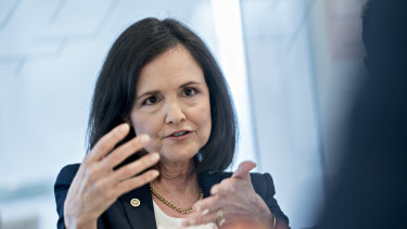 Judy Shelton has been a longtime critic of the Federal Reserve.