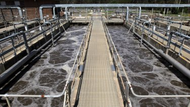 Queensland has recorded a spate of positive wastewater tests in recent days. (File image)