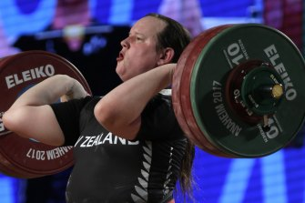 Laurel Hubbard, selected for New Zealand's weightlifting team for Tokyo, will become the world's first transgender Olympian.