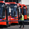 Thirty-six new electric buses by 2025 as Melbourne company awarded $2.3b contract