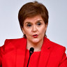 Nicola Sturgeon misled parliament in sexual misconduct row: report