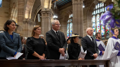A man of 'compassion and warmth': Sydney honours the life of Prince Philip