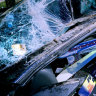 Car hits road spikes, crashes into tree, killing three in NZ