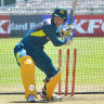 Carey 'disappointed' at losing vice-captaincy but ready to bat on