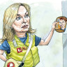 Christine Holgate: Australia Post chief delivers controversy