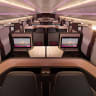 Qatar Airways to launch Qsuite business class on Canberra route