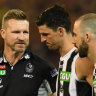 Collingwood's 'blessing in disguise' heading into finals