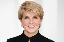 Julie Bishop headshot - Higher Education