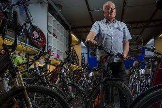 Gordon Watt, from Electric Bikes Superstore.