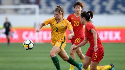 Matildas midfielder Amy Harrison seals move to Dutch giants, PSV Eindhoven