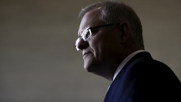 Scott Morrison's population pitch may resonate with voters