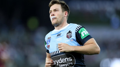'It comes from a good place': Keary takes Joey's sacking call in stride