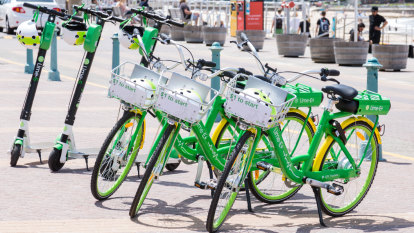 Love them or loathe them, there's another share-bike operator in town