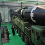 Satellite images reveal 13 new secret North Korean missile bases
