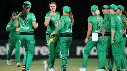 'It's unbelievable': Melbourne Stars off to their first WBBL final in six-year history
