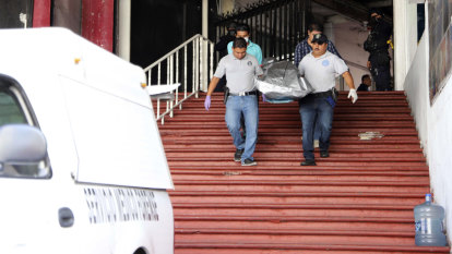 Acapulco bar shooting leaves at least five dead, six wounded