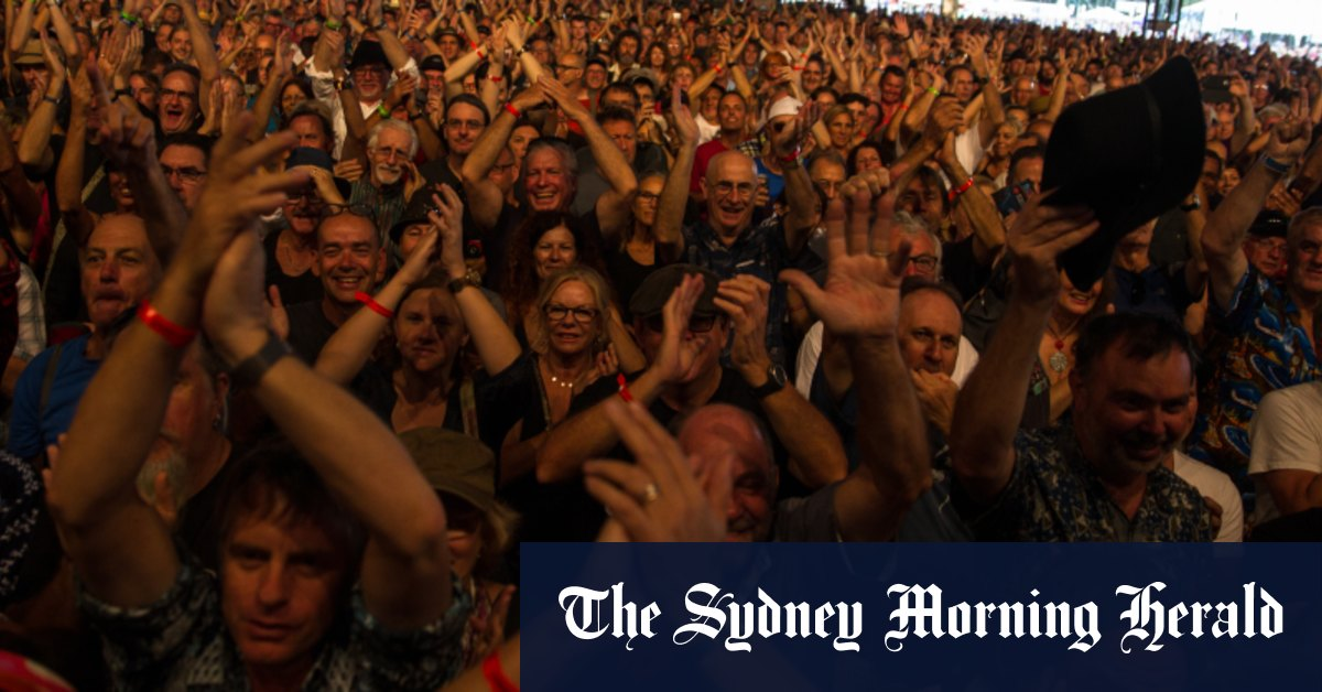 Bluesfest cancelled restrictions for Byron Bay after man tests positive – Sydney Morning Herald