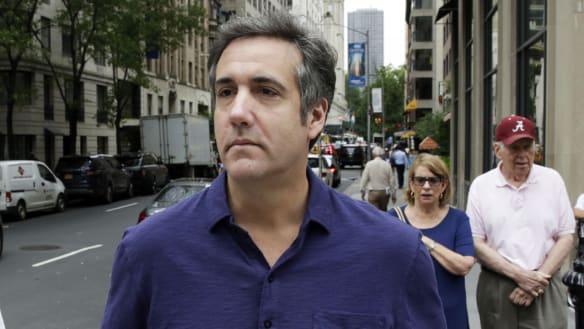 Ex-Trump lawyer Michael Cohen providing info in Mueller probe
