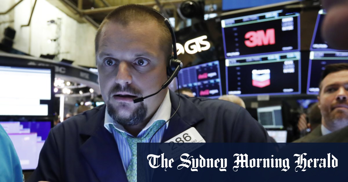 Image of article 'Wall Street jumps higher as Congress gridlock looms'