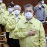 China's coronavirus crisis wanes as epidemic takes hold elsewhere