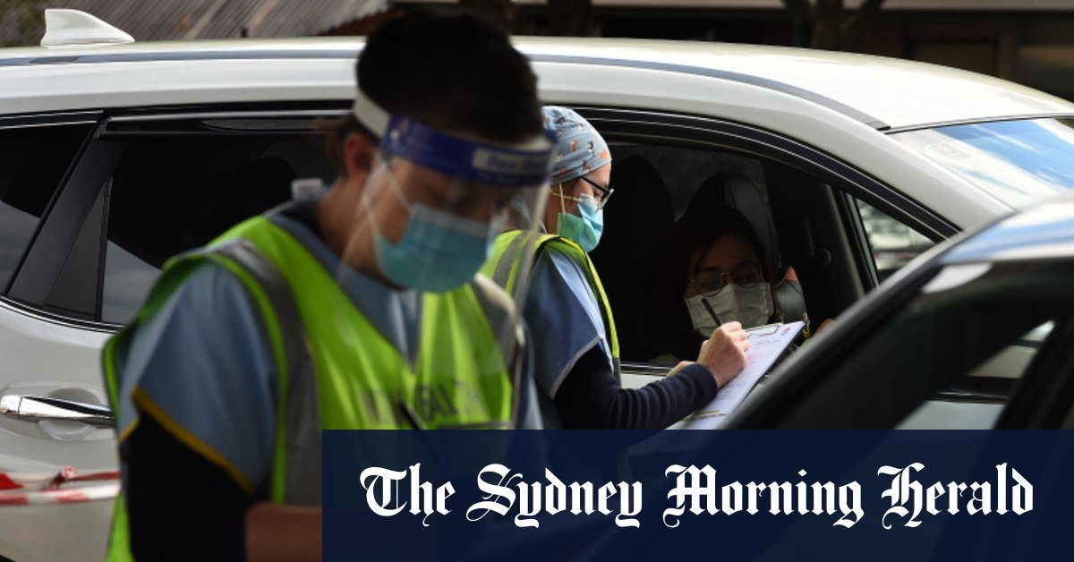 Coronavirus updates LIVE: Victoria braces for more deaths; religious retreat at centre of Sydney school cluster; Auckland back in lockdown – The Sydney Morning Herald