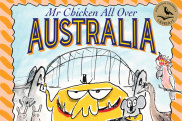 Mr Chicken returns for a new adventure.