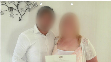 Another alleged scam marriage