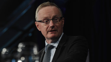 RBA governor Philip Lowe says business and government should borrow more to invest in productivity-enhancing projects including ways to deal with climate change.