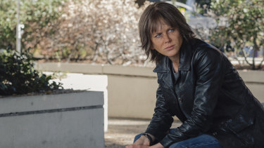 Nicole Kidman in her critically acclaimed film Destroyer.