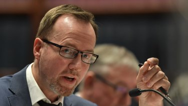 Greens MP David Shoebridge says the government has fluffed a chance to deliver more equitable rates.
