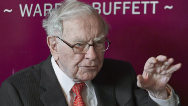 Warren Buffett has struck a cautious tone during the coronavirus.