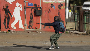 The military has been struggling to quell the violence which erupted last week.