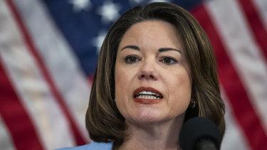 Democrat Angie Craig.