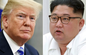US President Donald Trump and North Korean leader Kim Jong-un have arrived in Singapore for their summit.