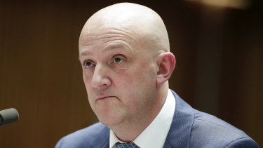 ASIO boss Mike Burgess says his agency has come close to using the compulsory encryption-busting powers.