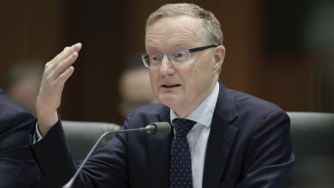 RBA governor Philip Lowe has called on state and federal governments to give their workers a pay rise while revealing wages are unlikely to rise substantially for several more years.