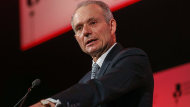 David Lidington, UK minister for the cabinet office, seems to be a reluctant candidate.