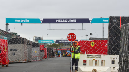 Australian F1 Grand Prix pushed to April 2022 in bid to ease restrictions