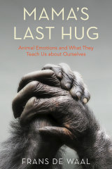 Frans de Waal says the true leaders among chimpanzees will not necessarily be the strongest.
