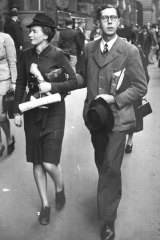 Seekers after knowledge: the young Ronald and Catherine Berndt.