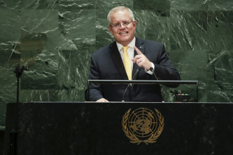 The Coalition government has not always sat comfortably in multilateral spaces such as the United Nations.