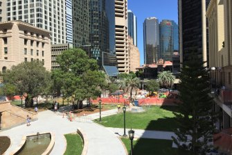 Brisbane's Anzac Square will now be overseen by a new Queensland Veterans' Council for the state government.