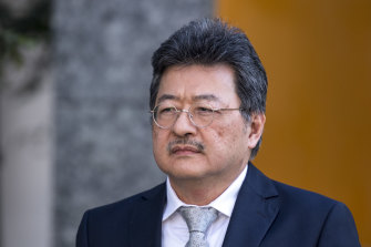 TPG founder David Teoh, resigned suddenly in March.