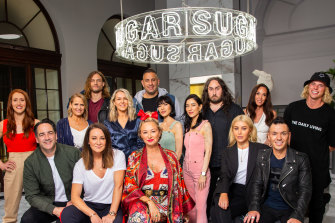 Camilla Franks and Martha Kalifatidis came to blows during filming of the reality TV show Celebrity Apprentice.