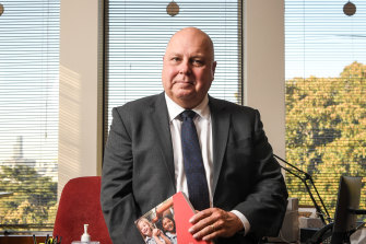Victorian Treasurer Tim Pallas says the system of allocating the GST among the states and territories is being skewed by a deal done by the federal government to help WA.