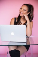 Matchmaker and entrepreneur Serena DC is the creator of new show True Love Story